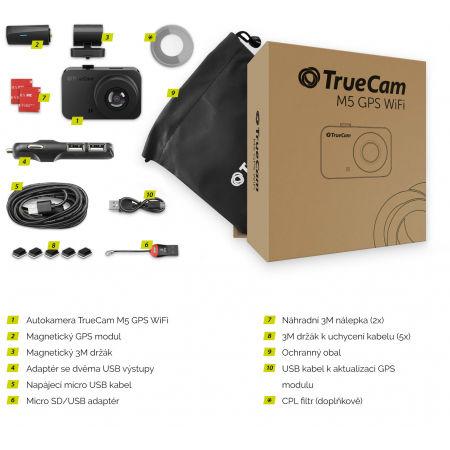 Autokamera - TrueCam M5 GPS WIFI - 6