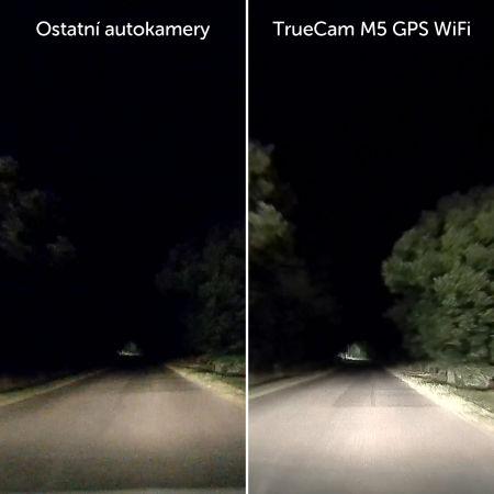 Autokamera - TrueCam M5 GPS WIFI - 11