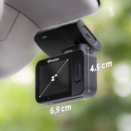 Autokamera - TrueCam M5 GPS WIFI - 9