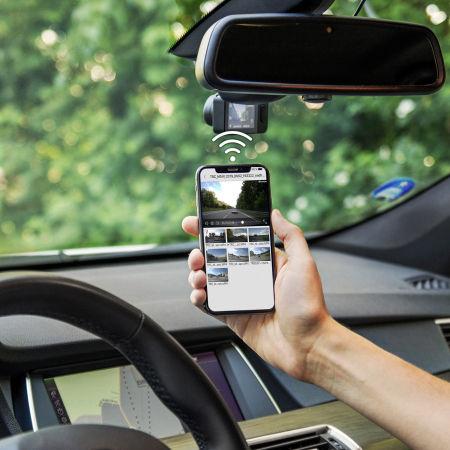 Autokamera - TrueCam M5 GPS WIFI - 10