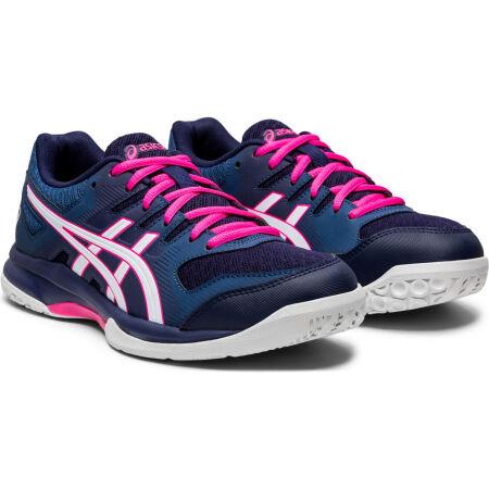 Dámská tenisová obuv - Asics GEL-ROCKET 9 W - 3