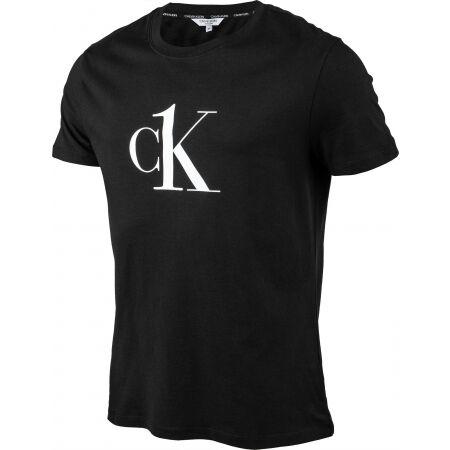 Men's T-shirt - Calvin Klein RELAXED CREW TEE - 2