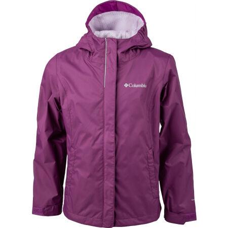 Columbia ARCADIA JACKET PRP - Lány kabát