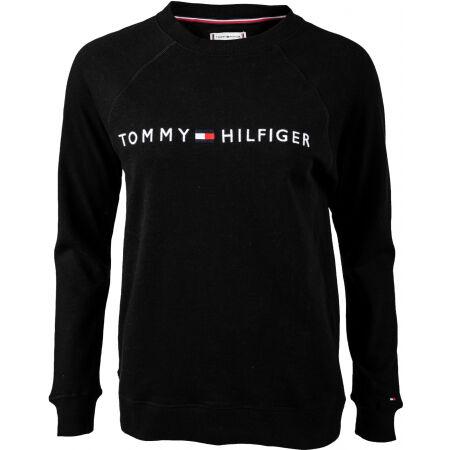 Tommy Hilfiger CN TRACK TOP LS - Дамска блуза