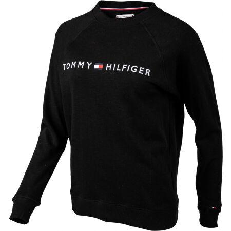 Dámska mikina - Tommy Hilfiger CN TRACK TOP LS - 2