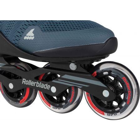 Men's fitness skates - Rollerblade ASTRO 90 SP - 5