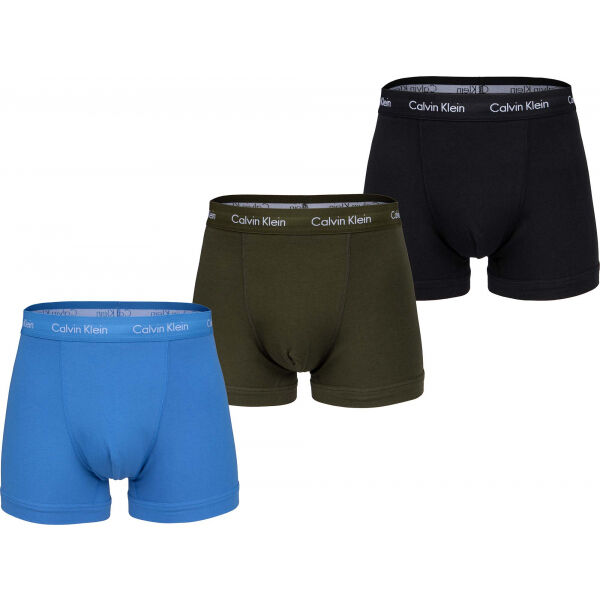 Calvin Klein 3P TRUNK - Pánske boxerky