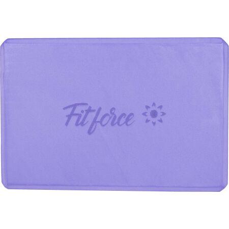 Fitforce YOGA BLOCK - Kostka do jogi