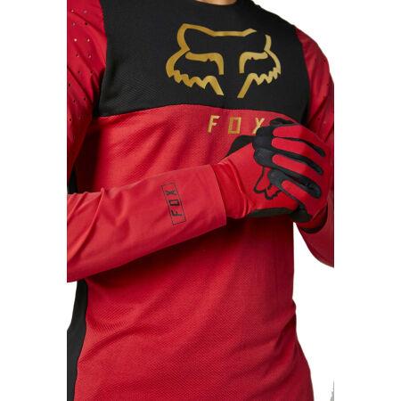 Pánsky cyklistický dres - Fox FLEXAIR DELTA - 3