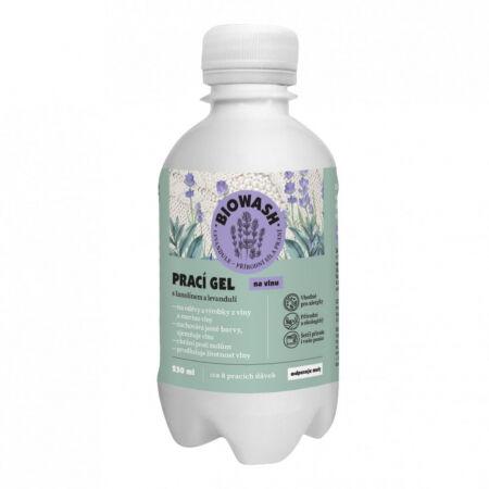 Bio Wash Prací gél s levanduľou a lanolínom