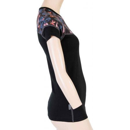 Women's thermal T-shirt - Sensor MERINO IMPRESS KR W - 5