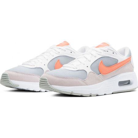 Girls' leisure shoes - Nike AIR MAX SC - 3