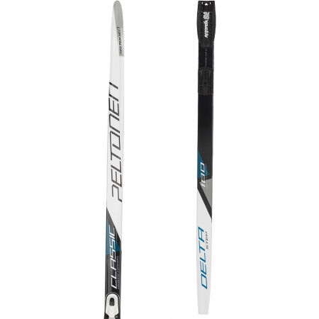 Peltonen DELTA + ROTTEFELLA BASIC - Bežecké lyže na klasiku s podporou stúpania