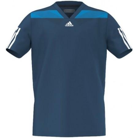 B BARR SEMIFIT - Kids' tennis t-shirt - adidas B BARR SEMIFIT