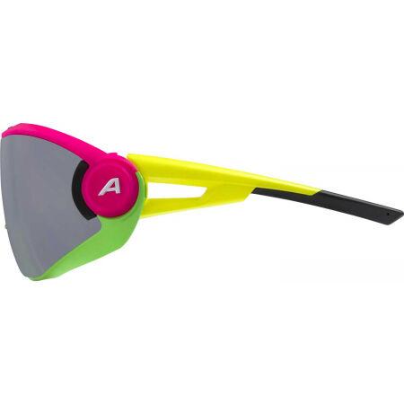 Sunglasses - Alpina Sports 5W1NG Q+CM - 2