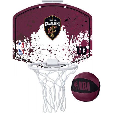 Wilson NBA MINI HOOP CAVALIERS