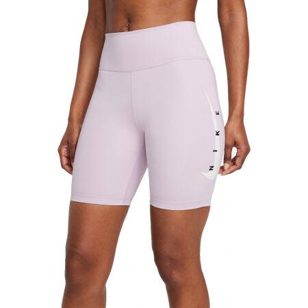 Nike SWOOSH RUN - Dámske bežecké šortky