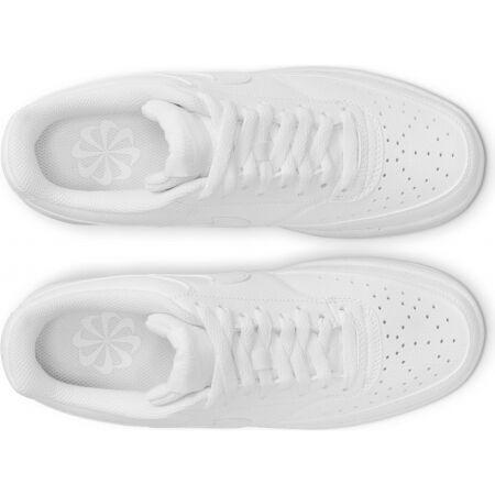 Дамски кецове - Nike COURT VISION LOW BE - 4
