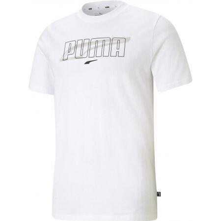 Puma REBEL TEE - Pánske tričko