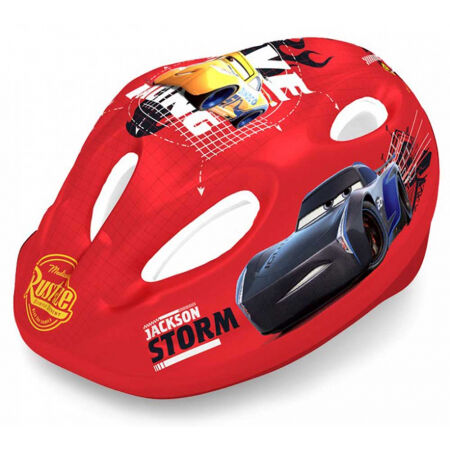 Kids' cycling helmet - Disney CARS - 7