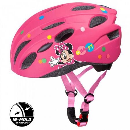 Disney MINNIE - Dievčenská cyklistická prilba