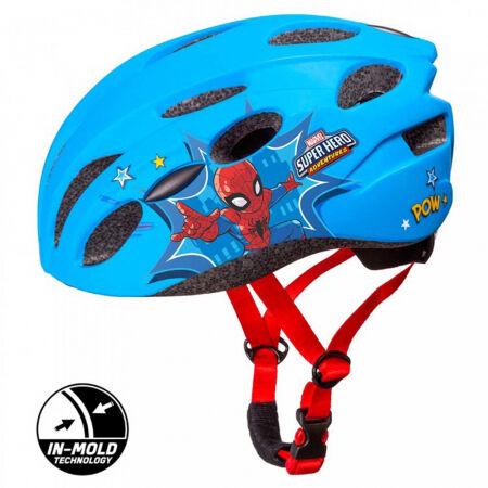 Disney SPIDERMAN - Detská prilba na bicykel