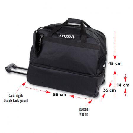 Sportovní taška na kolečkách - Joma TROLLEY TRAINING 75 L - 2