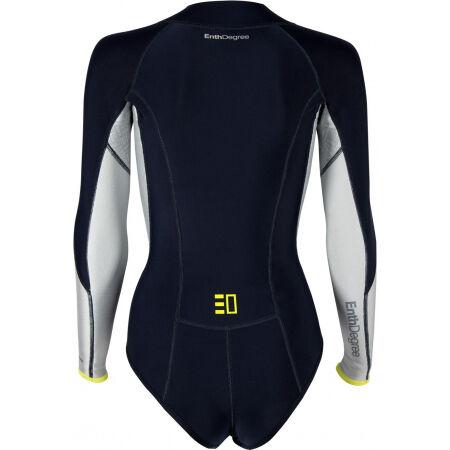 Women's body suit - ENTH DEGREE ASSANA LS - 3