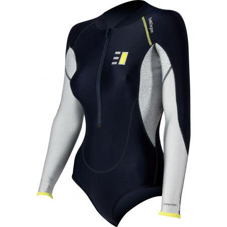 Women's body suit - ENTH DEGREE ASSANA LS - 2