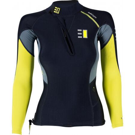 ENTH DEGREE FIORD LS - Bluză cu mâneci lungi pentru apă