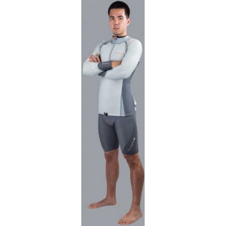 Top with merino wool for water sports - LAVACORE LC ELITE SHIRT LONG SLEEVE - 5