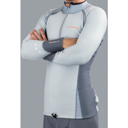 Top with merino wool for water sports - LAVACORE LC ELITE SHIRT LONG SLEEVE - 2