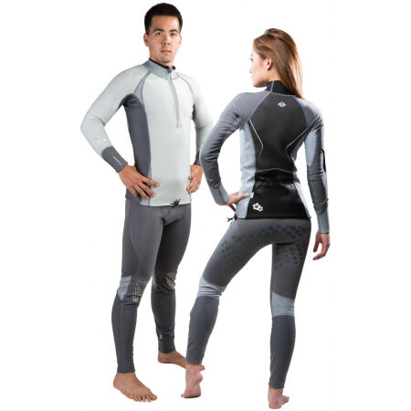 Top with merino wool for water sports - LAVACORE LC ELITE SHIRT LONG SLEEVE - 7