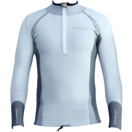 LAVACORE LC ELITE SHIRT LONG SLEEVE - Top with merino wool for water sports