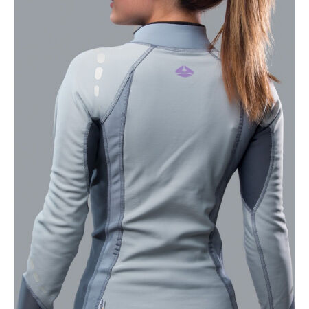 Дамска тениска с мерино за водни спортове - LAVACORE LC ELITE SHIRT LONG SLEEVE - 3