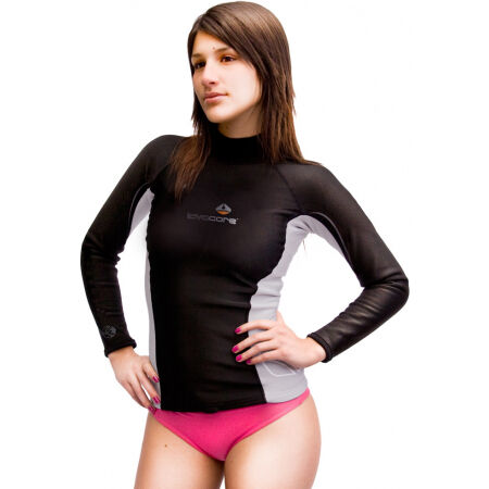 Long sleeved water top - LAVACORE LC SHIRT LONG SLEEVE - 2