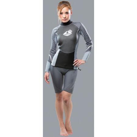 Дамски топ с мерино за водни спортове - LAVACORE LC EXTREME SHIRT LADY - 2