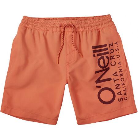 O'Neill PB CALI SHORTS - Chlapčenské plavecké kraťasy
