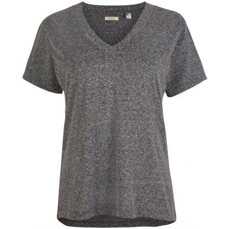 O'Neill LW ESSENTIALS V-NECK T-SHIRT - Dámské tričko