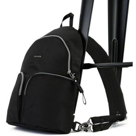 Women's safety backpack - Pacsafe STYLESAFE SLING BACKPACK - 8