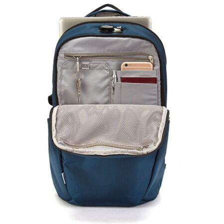 Recycled safety backpack - Pacsafe VIBE 25L ECONYL BACKPACK - 5