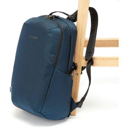 Recycled safety backpack - Pacsafe VIBE 25L ECONYL BACKPACK - 8