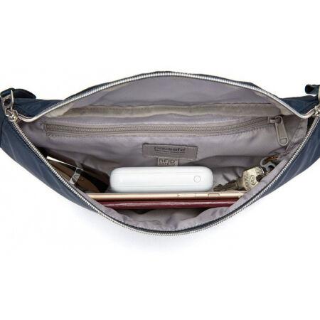 Stylish women's waist bag - Pacsafe STYLESAFE SLING PACK - 5