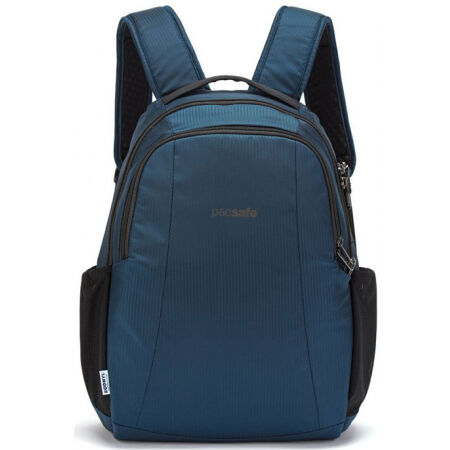 Recycled safety backpack - Pacsafe METROSAFE LS350 ECONYL BACKPACK - 4