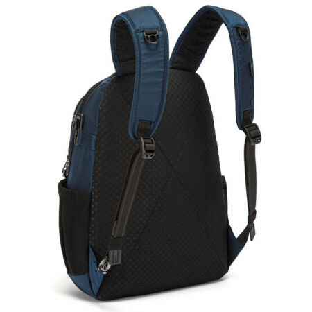 Recycled safety backpack - Pacsafe METROSAFE LS350 ECONYL BACKPACK - 2