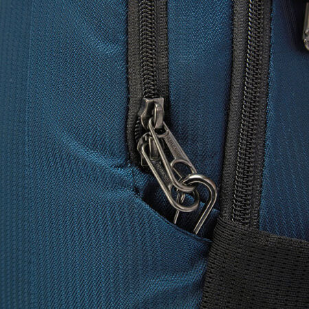 Recycled safety backpack - Pacsafe METROSAFE LS350 ECONYL BACKPACK - 6