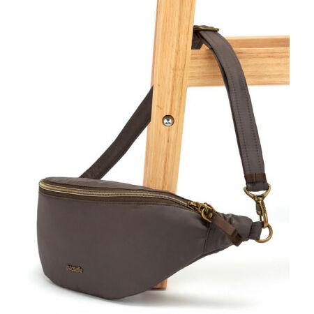 Stylish women's waist bag - Pacsafe STYLESAFE SLING PACK - 9