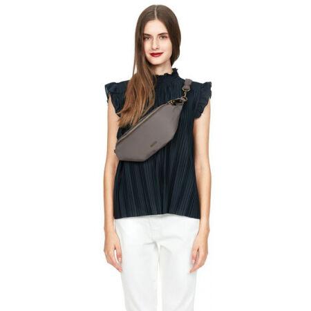 Stylish women's waist bag - Pacsafe STYLESAFE SLING PACK - 10