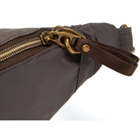 Stylish women's waist bag - Pacsafe STYLESAFE SLING PACK - 6
