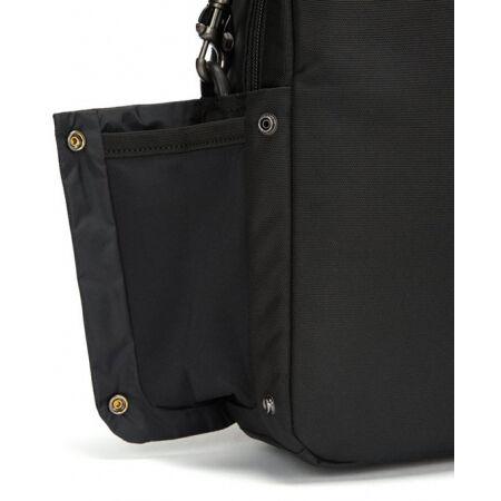 Men's safety shoulder bag - Pacsafe METROSAFE X VERTICAL CROSSBODY - 9